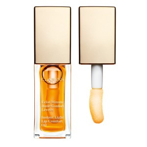 CLARINS INSTANT LIGHT olejek do ust 01 HONEY 7 ml