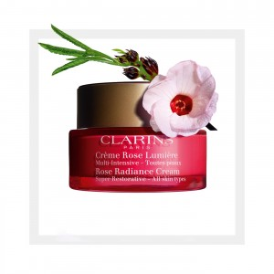 CLARINS RESTORATIVE ROSE RADIANCE CREAM ALL SKIN krem 50 ml