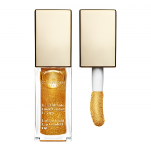 CLARINS INSTANT LIGHT olejek do ust 07 HONEY GLAM 7ml