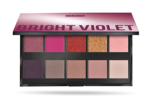 PUPA  MAKE UP STORIES 10 cieni 003 BRIGHT VIOLET 18g