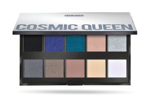 PUPA  MAKE UP STORIES 10 cieni 004 COSMIC QUENN 18g
