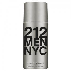 CAROLINA HERRERA 212 MEN  dezodorant 150 ml
