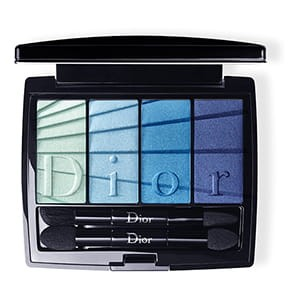 DIOR 4 EYESHADOW cienie 001 BLUE GRADATION  4,5g