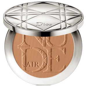 DIOR NUDE AIR  001 GOLDEN HONEY- puder brązujący 10 g