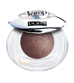 PUPA VAMP EYESHADOW WET& DRY 205 DARK BROWN cień 1g