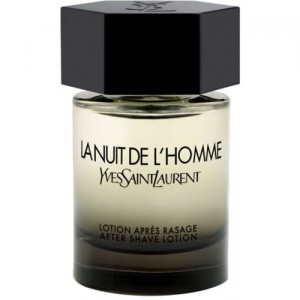 YVES SAINT LAURENT LA NUIT DE L'HOMME AFTER SHAVE LOTION woda po goleniu 100ml